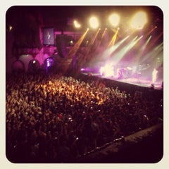 Photo taken at Aragon Ballroom by Nicholas T. on 6/4/2013