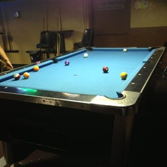Photo taken at Pool Sharks by Erik M. on 7/21/2013