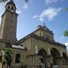 Photo taken at Intramuros by Shani E. on 2/28/2013