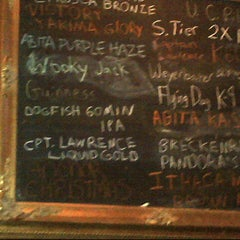 Photo taken at City Beer Hall by John L. on 1/20/2013