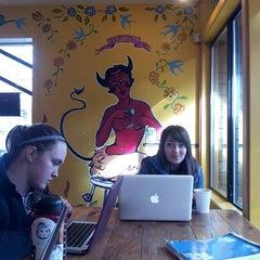 Photo taken at El Diablo Coffee by Breanna S. on 3/7/2013