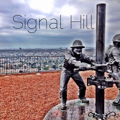 Photo taken at Signal Hill by Ric D. on 9/19/2013
