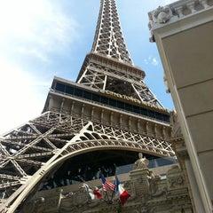 Photo taken at Paris Hotel & Casino by Elizabeth L. on 4/11/2013