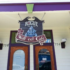 Photo taken at Rogue House of Spirits by Alex D. on 3/31/2013