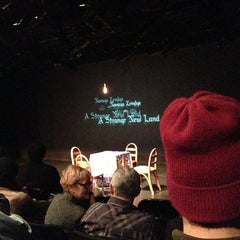 Photo taken at HERE Arts Center by Kelly M. on 3/8/2013
