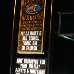 Photo taken at Gillian's Ale House by Chantale G. on 11/23/2013