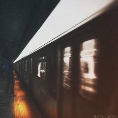 Photo taken at MTA Subway - Castle Hill Ave (6) by Robert G. on 11/4/2014