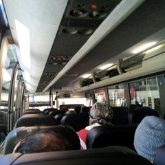 Photo taken at Greyhound Bus Lines by Jess M. on 4/21/2013