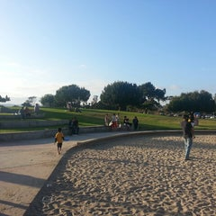 Photo taken at Mission Bay Park by Goktug A. on 6/10/2013
