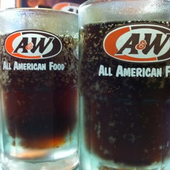Photo taken at A&W by Nurul P. on 12/12/2012