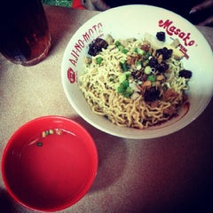 """Photo taken at Mie Keriting Siantar """"Ahok"""" by 민희 이. on 5/25/2013"""
