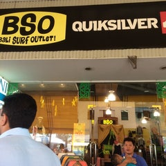 Photo taken at Bali Surf Outlet (BSO) by Linda S. on 7/29/2014