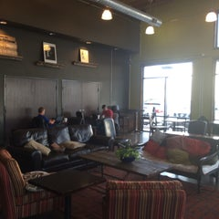 Photo taken at Origin Coffee & Tea by Gary d. on 12/13/2014