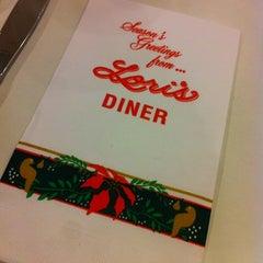 Photo taken at Lori's Diner by Phillis L. on 12/15/2012