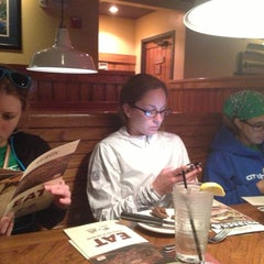 Photo taken at Outback Steakhouse by Amy G. on 5/3/2013