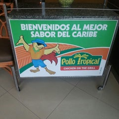 Photo taken at Pollo Tropical by Redvers E. on 3/3/2013