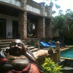 Photo taken at Coral View Villas Bali by Stevi L. on 3/11/2013