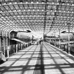 Photo taken at Stazione Torino Porta Susa by Marco C. on 3/16/2013
