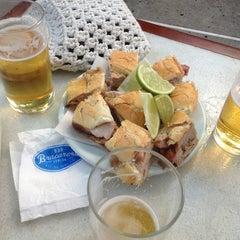 Photo taken at Bar Bracarense by Rodrigo V. on 5/25/2013