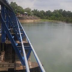 Photo taken at Bendungan Pice by Ryan N. on 8/11/2013