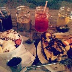 Photo taken at Le Dépanneur Café by Yana K. on 5/2/2013