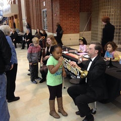 Photo taken at Westerville Central High School by Java C. on 3/1/2015