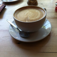 Photo taken at Luca's Café by Stuart N. on 4/28/2014