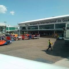 Photo taken at Aeropuerto Internacional de Guanajuato (BJX) by Gerardo A. on 8/4/2013