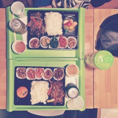 Photo taken at Ace Gourmet Bento by Shujan on 1/29/2015