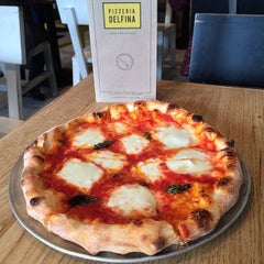 Photo taken at Pizzeria Delfina by Kevin L. on 11/14/2013