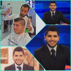 Photo taken at Lebanese Broadcasting Corporation LBCI by Myckel A. on 3/12/2015