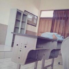 Photo taken at SMA Negeri 1 Batu by puput p. on 8/2/2013
