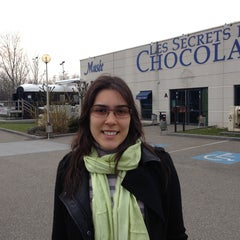 Photo taken at Musée du Chocolat by Germana R. on 3/29/2013