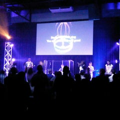 Photo taken at Planetshakers City Church Cape Town by Mario K. on 3/17/2013