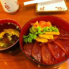 Photo taken at Miyatake (みや武) by Tat B. on 11/19/2012