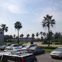 Photo taken at นิคมอุตสาหกรรมสินสาคร (Sinsakhon Printing City & Industrial Estate Thailand) by pradit p. on 11/15/2012