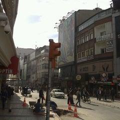 Photo taken at 27 Mayıs by Yavuz A. on 11/7/2012