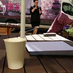 Photo taken at Hotel Edvards Riga by Dana Ž. on 6/26/2014