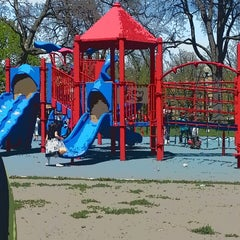 Photo taken at Marquette Park by Charles P. on 5/5/2013