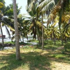 Photo taken at Poovar Island Resort by Rutavi M. on 3/10/2014