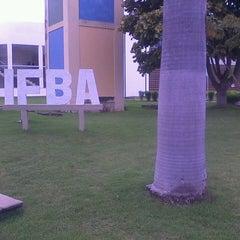 Photo taken at IFBA - Campus Barreiras by Luis Carls M. on 4/22/2013