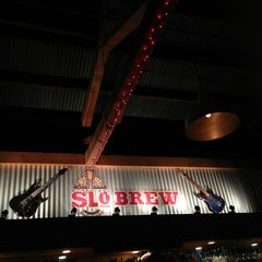 Photo taken at SLO Brew by Emre y. on 1/2/2013