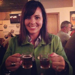 Photo taken at Bull Falls Brewery by Anna Z. on 10/21/2013