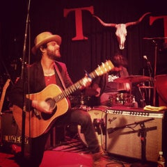 Photo taken at Tractor Tavern by Ang S. on 4/7/2013