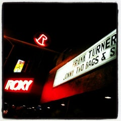 Photo taken at The Roxy by murderbeats on 3/7/2013