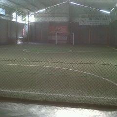 Photo taken at Galaxy Futsal Center by Rendi S. on 5/20/2013
