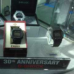 Photo taken at Casio Service & Sales Center by Nur K. on 7/14/2013