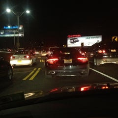 Photo taken at Route 495 by Ye W. on 10/7/2012