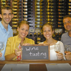 Photo taken at Adirondack Winery Tasting Room by Adirondack Winery Tasting Room on 8/6/2015