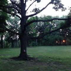 Photo taken at Van Cortlandt Park by E H. on 5/23/2013